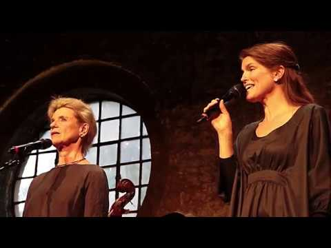 Anna Kruse Edith Band med Stina Ekblad Nordisk Salon Østre Gasværk maj 2017