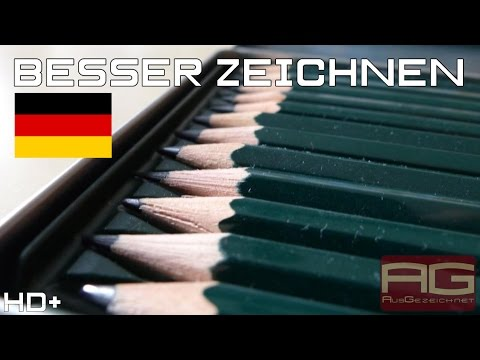 10 tipps zum besser zeichnen tutorial deutsch german zeichnen lernen. Black Bedroom Furniture Sets. Home Design Ideas