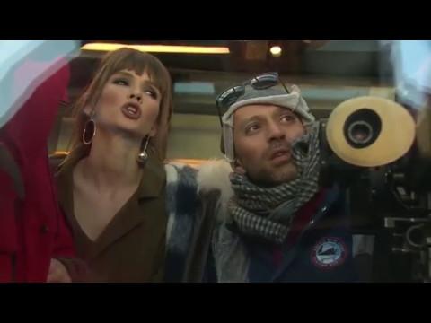 Будет кино: на съёмках фильма Мифы о Москве с Паулиной Андреевой