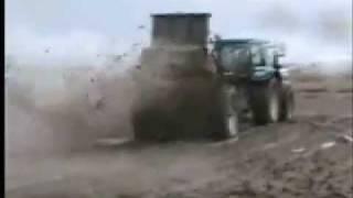 Rozrzutnik obornika i wapna EVO SPREADER firmy Alima-Bis