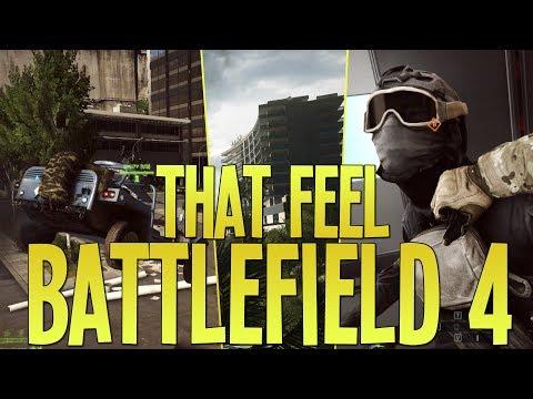 THAT FEEL - Battlefield 4 |