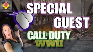 🔴  Call of Duty WWII Live Stream PS4 PRO | SPECIAL GUEST Kill Confirmed 🔴  | TheGebs24