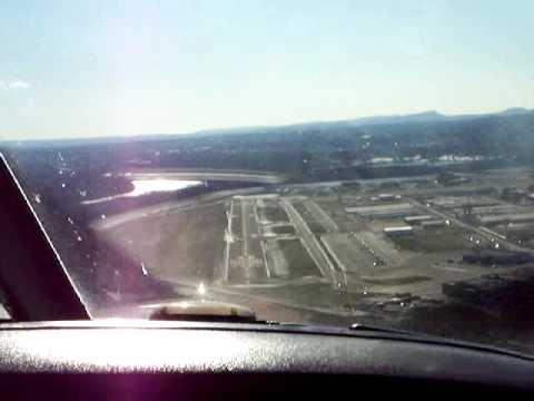 Brainard Airport Landing