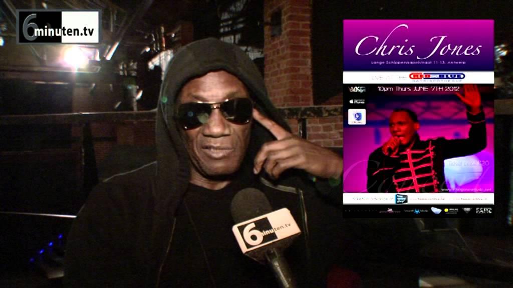 Chris Jones interview Strong