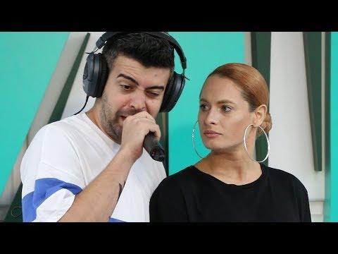 Speak & Raluka - Foc la ghete (Live la Radio ZU)