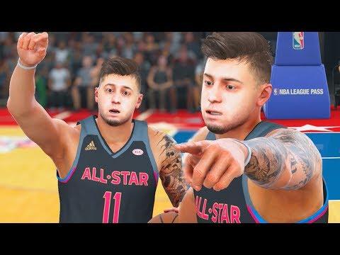 NBA 2k17 My Career - All-Star Weekend Ep.33