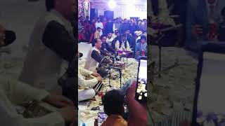 Sunny Jimmy khan with the very legend ghulam Ali khan Saab