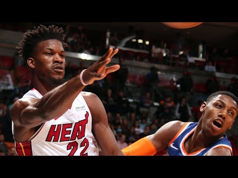 Miami Heat vs New York Knicks Full Game Highlights | December 20, 2019-20 NBA Season