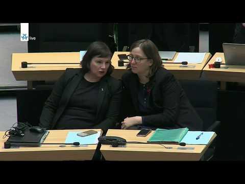 Aktuelle Stunde + Fragestunde vom 30.11.2017   Abgeordnetenhaus Berlin