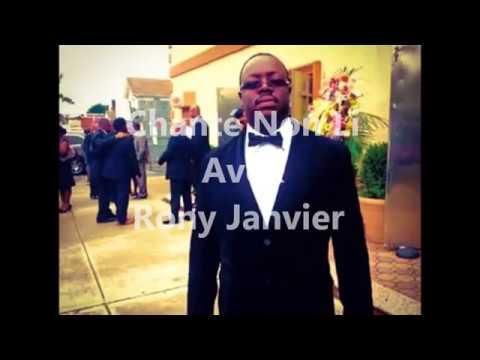 Se Pou Mwen Chante Non Li, Rony Janvier, Jezi La, Haitian Gospel Music, Pour Haiti