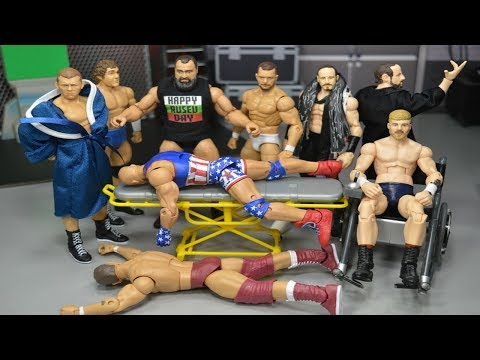 WWE ACTION FIGURE SURGERY! EP. 16!