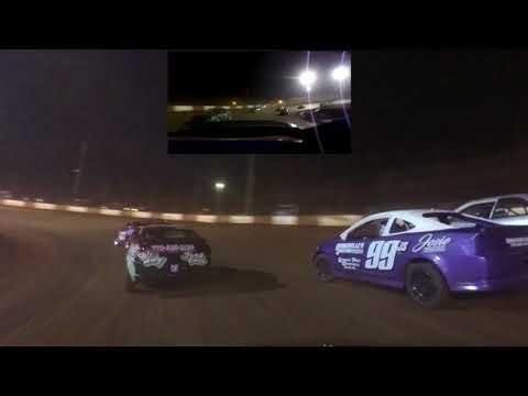 Dixie Speedway Stinger Feature 5-13-18