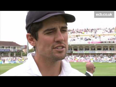 Alastair Cook proud after England team regain the Ashes