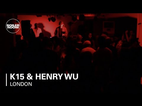 Co-Op Presents: K15 & Henry Wu Boiler Room London DJ Set