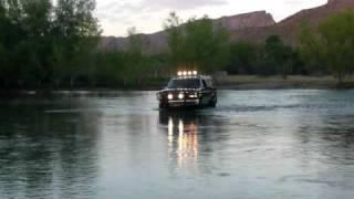 Bronco 4X4 en Rodeo Durango