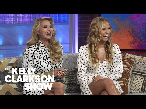 Sailor Brinkley-Cook's Impression of Mom Christie Is Too Good For Words
