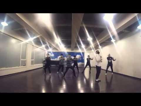 """EunHae (Super Junior D&E) """"Motorcycle"""" Dance Practice"""