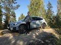 Testissä uusi Subaru XV (Teknavi 2017)