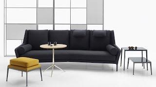 B&B Italia, Maxalto. Итальянская мебель, кухни, светильники, аксессуары. iSaloni 2016
