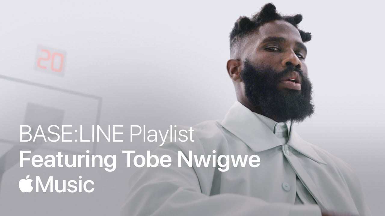 BASE:LINE – Behind the Scenes with Tobe Nwigwe   Apple Music