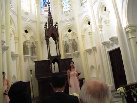 Song of Ruth by David Childs (soprano solo version) - Becky Lau