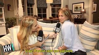 """""""Faking It"""" Rita Volk fala de momentos embaraçoso com Katie Stevens. (LEGENDADO)"""