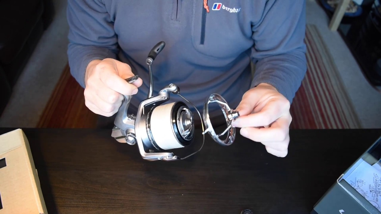 Shimano Ultegra 14000 Xsd Reel Review Youtube