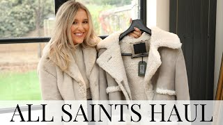 ALL SAINTS HAUL & TRY ON 2…