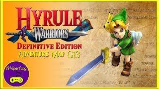 Hyrule Warriors (Switch): Adventure Map G13 -