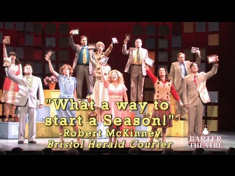 """""""9 to 5: the Musical"""" Showclip Montage - Barter Insider"""