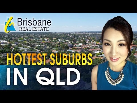 TOP 6 metro suburbs in QLD under $400K