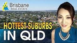 TOP 6 metro suburbs in QLD under $400K