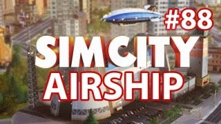 SimCity Airship Set DLC - Walkthrough Part 88 - Let