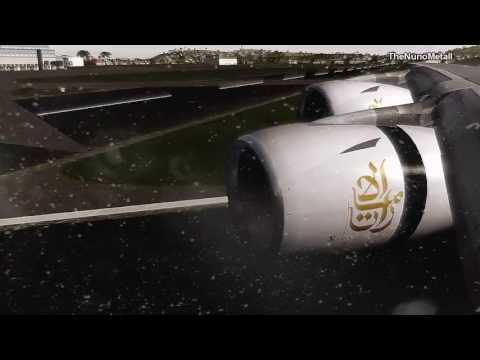 FSX As Real As It Gets!! landing in canberra 2013