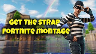 """""""Get The Strap"""" - Uncle Murda (Fortnite Montage)"""