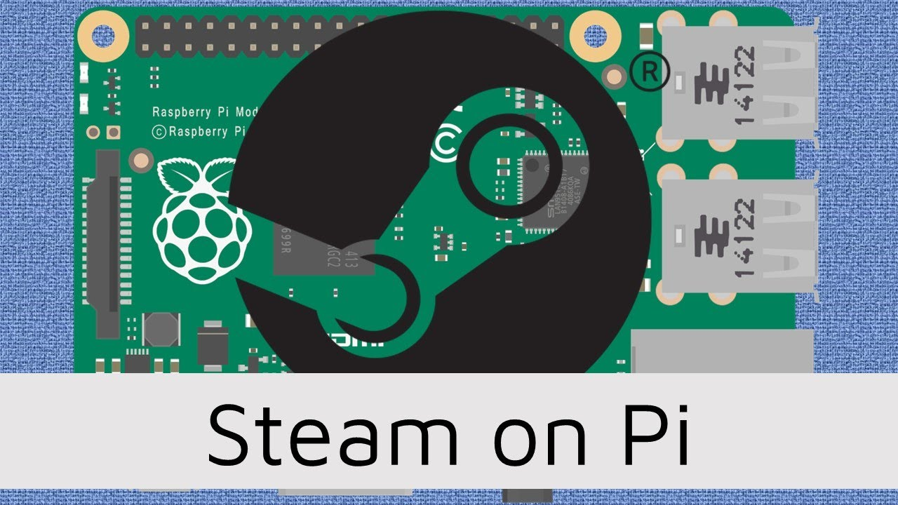 SteamPi - Install Steam Client on a Rasberry Pi or other ARM device