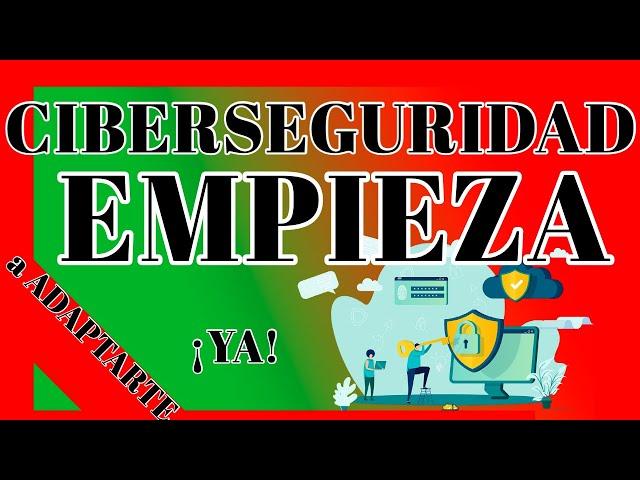 #24  👁Empieza a crear sistemas ciberseguros 🧩