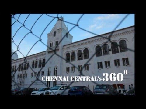 Chennai Central Architectural Movie   SHARUKH   SYED