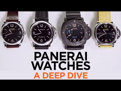 Panerai   A Deep Dive Into The Italian Watchmaker