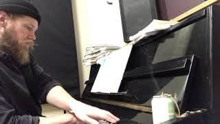 Outkast- Dyin' to Live- Piano Cover- Idlewild Movie