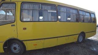 Обзор автобуса Богдан А092