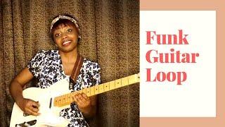 Funk Guitar Loop
