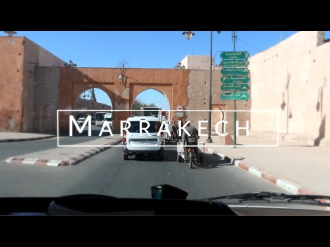 Morocco Travel Video - open the door to amazing Marrakech, Sahara & Co.