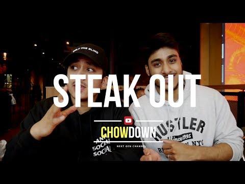 CHOWDOWN    Steakout EP.3
