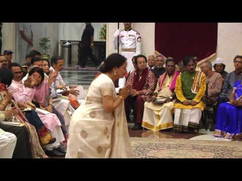 President presents Sangeet Natak Akademi's Fellowships & Sangeet Natak Akademi Awards