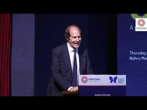 On Freedom |  A Lecture By Renowned Behaviour Economist Dr. Cass Sunstein