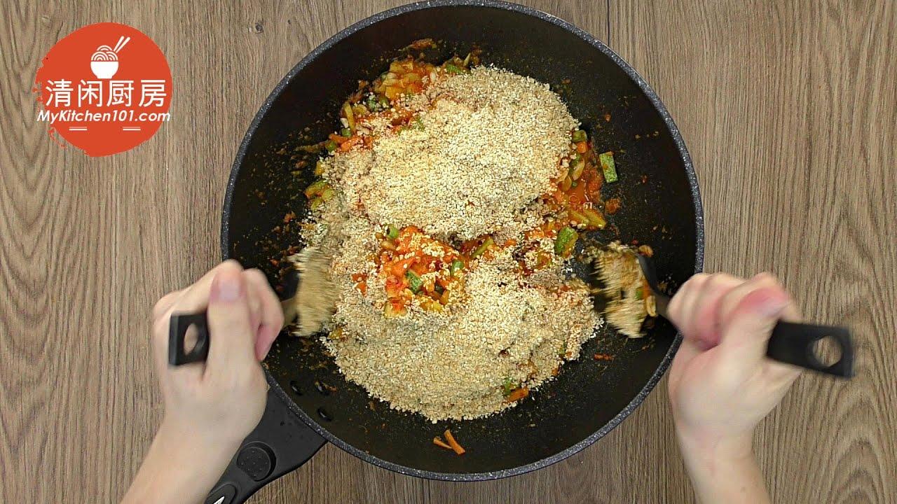 如何腌制娘惹(Nyonya Acar)-冷藏保存至1个月   清闲厨房