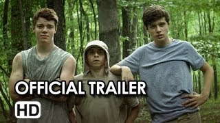 Kings of Summer Official Trailer (2013) - Nick Robinson, Gabriel Basso, Moisees Arias