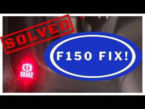 F150 Brake Light Fix