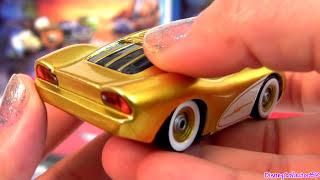 Pixar Cars blu ray DVD Gold Ransbug Cruising Lightning McQueen Rescue Squad Mater